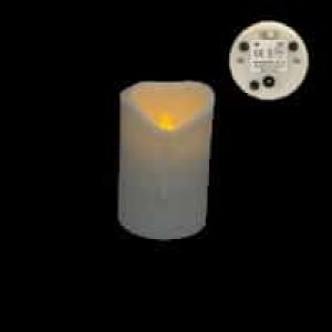 Gen 1 Amber Flame Rechargeable Candle SC2111SA