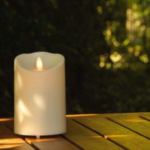 """3.5"""" x 5"""" Outdoor Candle SLUMO355-I"""