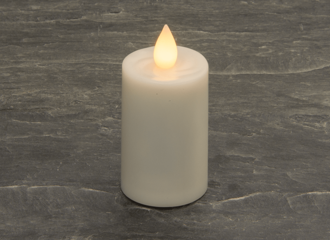 Smart Candle Medium Sized Battery Operated Electric Candle