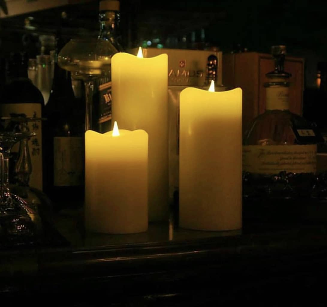 Smart Flame  Candles